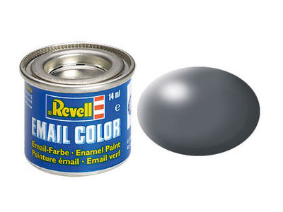 Revell 378: Dark Grey Satin