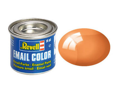 Revell 730: Orange Clear