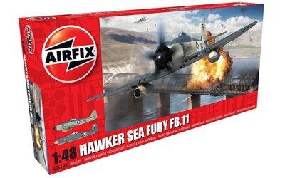 Airfix Hawker Sea Fury FB.II 1:48 (A06105)
