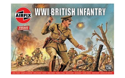 Airfix WWI British Infantry 1:76 (A00727)