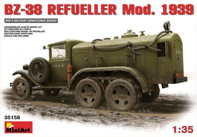 MiniArt BZ-38 Refueller Mod. 1939 1:35 (35158)