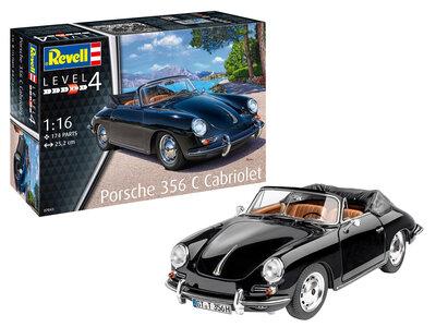 Revell Porsche 356 Cabriolet 1:16 (07043)