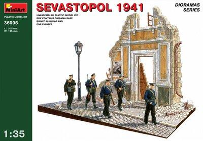 MiniArt Sevastopol 1941 1:35 (36005)