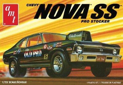 AMT Chevy NOVA SS Pro Stocker 1/25 (1142)