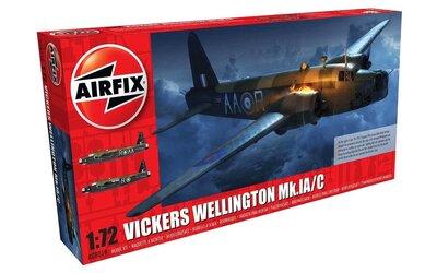Airfix Vickers Wellington Mk.IA/C 1:72 (A08019)