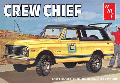 AMT Crew Chief 1/25 (AMT897)