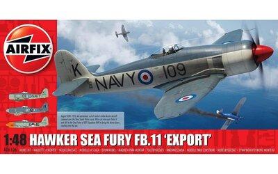 Airfix Hawker Sea Fury FB.11 Export Edition 1:48 (A06106)