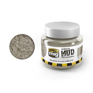AMMO MIG Dry Earth Ground (2101)
