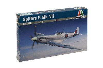 Italeri Spitfire F. Mk. VII 1:72 (1318)