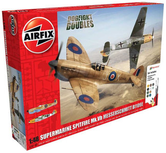 Airfix Dogfight Doubles 1:48 (A50160)
