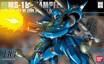 Gundam MS-18E Kämpfer