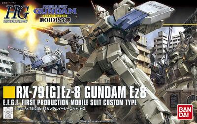 Gundam RX-79(G)Ez-8 Gundam Ez8
