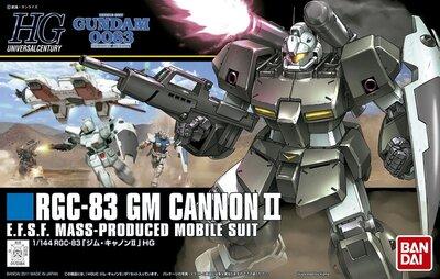 Gundam RGC-83 GM Cannon II
