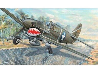 Trumpeter P-40F War Hawk 1/32 #03227