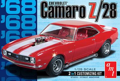 AMT Chevrolet Camaro Z/28 1/25 (AMT868)