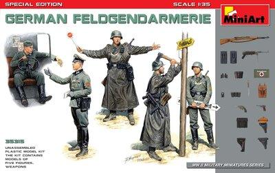 MiniArt German Feldgendarmerie 1:35 #35315