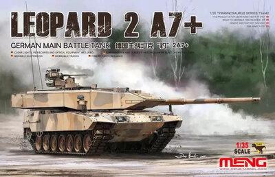 Meng Leopard 2 A7+ 1/35 #TS-042