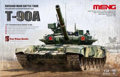 Meng T-90A 1/35 #TS-006