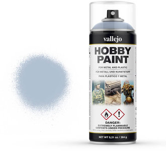 Vallejo 28020 Spray Paint Wolf Grey