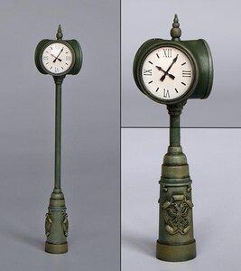 Plus Model Street Clock 1/35 #264
