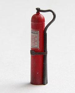Plus Model Big Fire-Extinguisher 1/35 #EL004