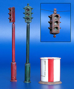 Plus Model Traffic Lights 1/35 #193
