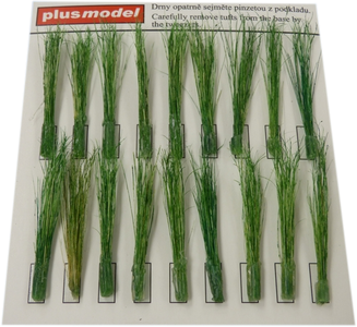 Plus Model Tufts of Reeds - Green 1/35 #473