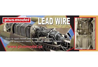 Plus Model Lead Wire 0,6 mm #234