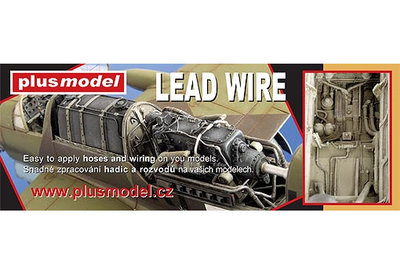 Plus Model Lead Wire 0,8 mm #236