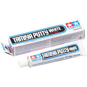 Tamiya Putty White #87095