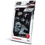 Revell Star Wars Tie Interceptor #01103