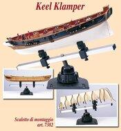 Amati Keel Klamper (7382)