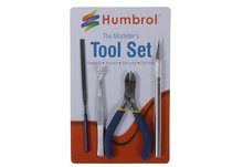 Humbrol Tool Gereedschap Set (AG9150)