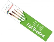 Humbrol Stipple Brushes (AG4303)