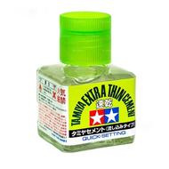 Tamiya Extra Thin Cement Quick Setting (87182)