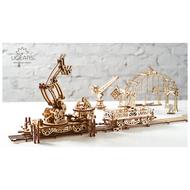 UGears Spoorbouw Robot (70032)