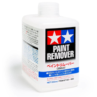 Tamiya Paint Remover 250 ml (87183)