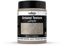 Vallejo Diorama Effects Ground Texture Rough Grey Pumice 26.213