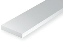 Evergreen 104: Kunststof Strip 0.25mm x 2.0mm