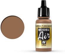 Vallejo Model Air: Sand Brown (71.034)