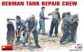 MiniArt German Tank Repair Crew 1:35 (35011)