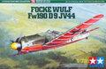 Tamiya Focke Wulf Fw190 D9 JV44 1/72 (60778)