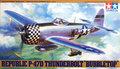 Tamiya Republic P-47D Thunderbolt Bubbletop 1/48 (61090)
