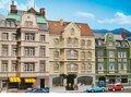 Faller Stadshuis met Cafe (130447)