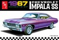 AMT 1967 Chevrolet Impala SS 1/25 (AMT981)