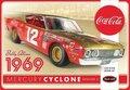 Polar Lights Bobby Allison 1969 Coca Cola Mercury Cyclone 1/25 (POL948)