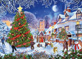 Gibsons The Village Christmas Tree (G6224)