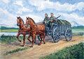 Italeri Hf.2 Schwerer Heeresfeldwagen 1:35 (6517)