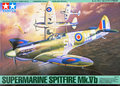 Tamiya Supermarine Spitfire Mk.Vb 1/48 (61033)