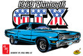 AMT 1969 Dirty Donny's Plymouth GTX 1/25 (AMT1065)